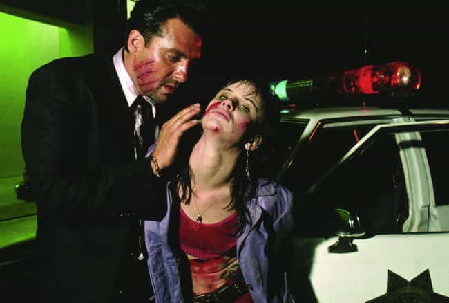 Tom Sizemore is listed (or ranked) 4 on the list Men Who Juliette Lewis Has Dated