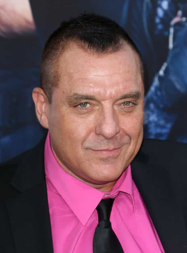 Tom Sizemore is listed (or ranked) 5 on the list 16 Famous Celebrity Sex