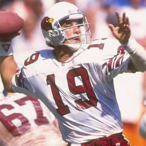 Tom Tupa is listed (or ranked) 22 on the list The Best Arizona Cardinals Quarterbacks of All Time