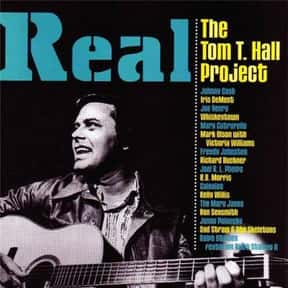 Tom T. Hall is listed (or ranked) 20 on the list Famous People Whose Last Name Is Hall