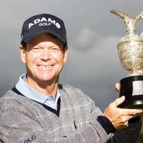 Tom Watson is listed (or ranked) 11 on the list The Best Golfers Of All Time