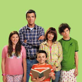 The Middle is listed (or ranked) 15 on the list The Best 2010s Sitcoms
