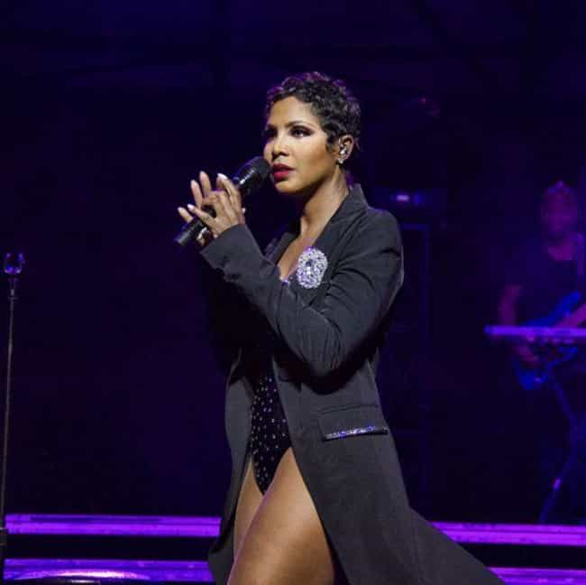 Toni Braxton is listed (or ranked) 4 on the list Celebrities Who Had to Pawn Their Own Belongings