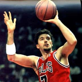 Toni Kukoč is listed (or ranked) 9 on the list The Greatest Chicago Bulls of All Time