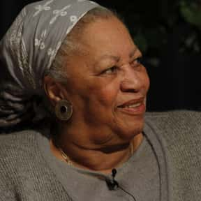 Toni Morrison is listed (or ranked) 24 on the list List of Famous Editors