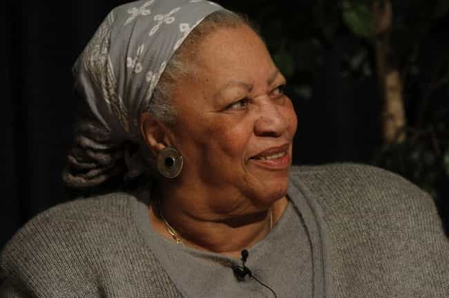 Toni Morrison is listed (or ranked) 4 on the list Famous Female Professors