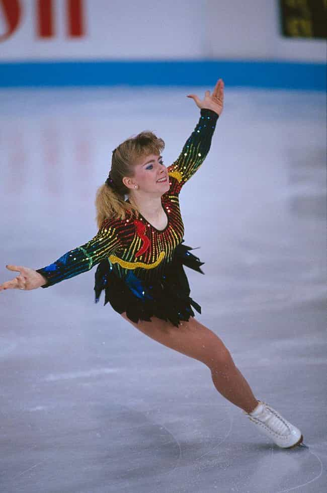 Tonya Harding is listed (or ranked) 4 on the list Famous Female Professional Boxers