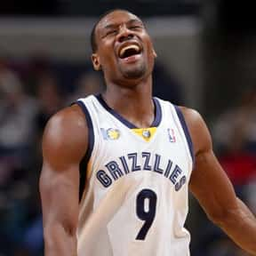 Tony Allen is listed (or ranked) 23 on the list Athlete Retirement Pool 2019