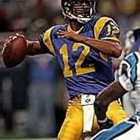 Tony Banks is listed (or ranked) 22 on the list The Best Los Angeles Rams Quarterbacks of All Time