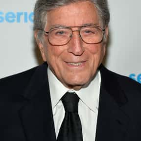 Tony Bennett is listed (or ranked) 9 on the list American Public Figures Who Are National Treasures