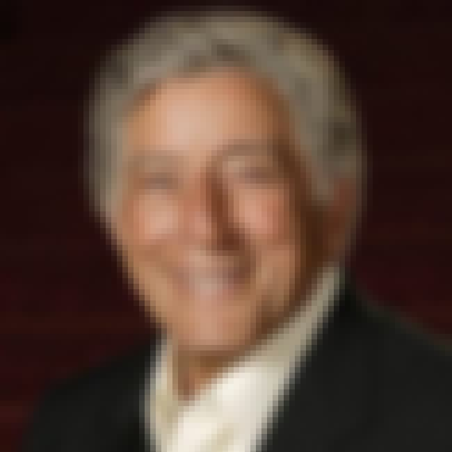 Tony Bennett is listed (or ranked) 4 on the list The Best Singers of All Time, Ranked