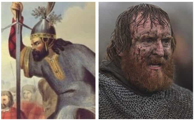 Tony Curran is listed (or ranked) 4 on the list How The 'Outlaw King' Actors Look Compared To Their Real Life Counterparts
