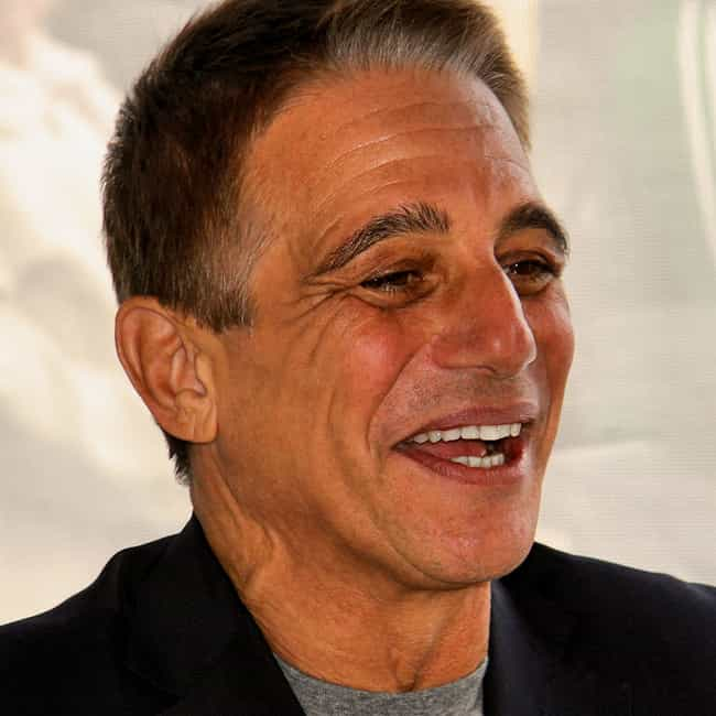 Tony Danza is listed (or ranked) 4 on the list Famous People who Majored in History