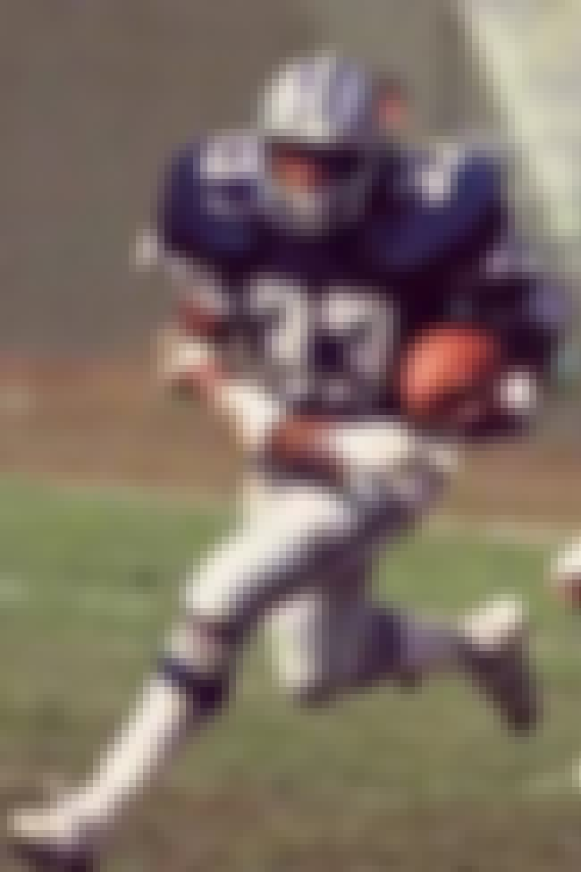Tony Dorsett is listed (or ranked) 5 on the list The Greatest Dallas Cowboys of All Time