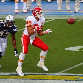 Tony Gonzalez is listed (or ranked) 14 on the list The Best Football Players Ever