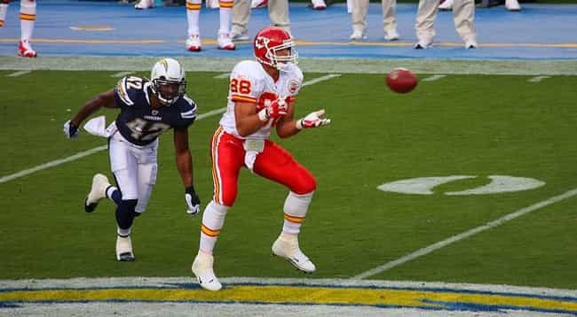 Tony Gonzalez is listed (or ranked) 2 on the list The Best Hispanic Football Players