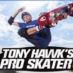 Tony Hawk's Pro Skater is listed (or ranked) 9 on the list Video Games All Basic Bros Love