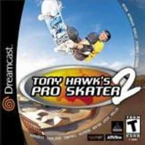 Tony Hawk's Pro Skater 2 is listed (or ranked) 2 on the list The Best Skateboarding Games of All Time