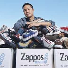 Tony Hsieh is listed (or ranked) 11 on the list The Most Irreplaceable CEOs in the World