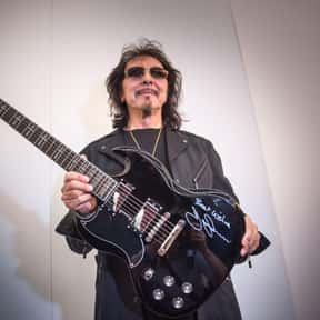 Tony Iommi is listed (or ranked) 14 on the list Famous People Named Anthony