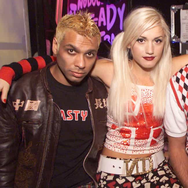 Tony Ashwin Kanal is listed (or ranked) 3 on the list Gwen Stefani Loves And Hookups