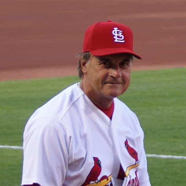 Tony La Russa is listed (or ranked) 3 on the list Famous Athletes Who Are Lawyers