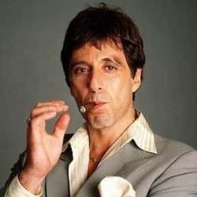Tony Montana is listed (or ranked) 6 on the list Who Are Your Favorite Bad Guy Main Characters?
