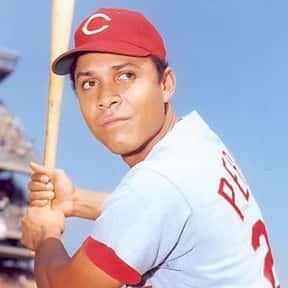 Tony Pérez is listed (or ranked) 24 on the list The Greatest Hispanic MLB Players Ever