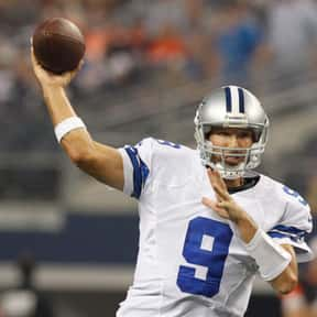 Tony Romo is listed (or ranked) 18 on the list The Best Quarterbacks to Never Win a Super Bowl