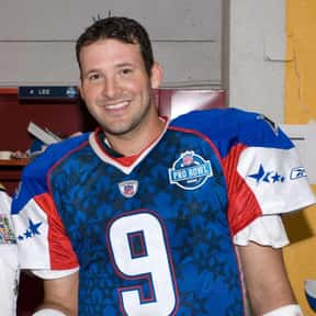 Tony Romo is listed (or ranked) 4 on the list Famous People Named Anthony