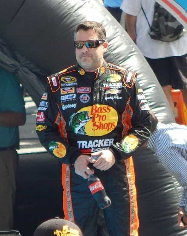 Tony Stewart is listed (or ranked) 2 on the list 7 Athletes Who Are Pilots