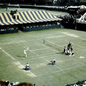Tony Trabert is listed (or ranked) 5 on the list The Best Men's Tennis Players of the 1950s
