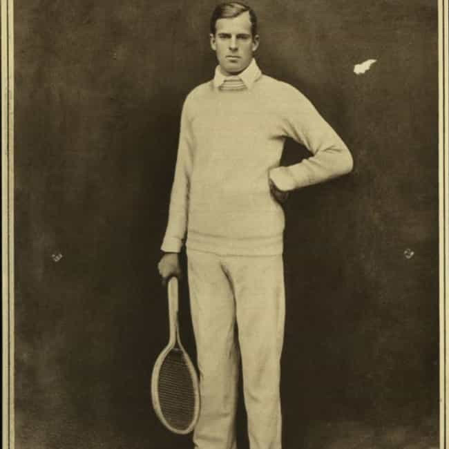 Tony Wilding is listed (or ranked) 3 on the list The Best Tennis Players from New Zealand