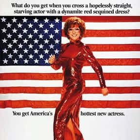 Tootsie is listed (or ranked) 2 on the list The Best Cross-Dressing Movies