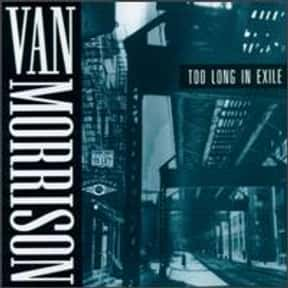Too Long in Exile is listed (or ranked) 23 on the list The Best Van Morrison Albums of All Time