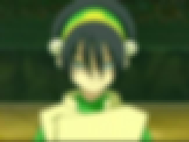 Toph Beifong is listed (or ranked) 1 on the list The Greatest Blind Fictional Characters