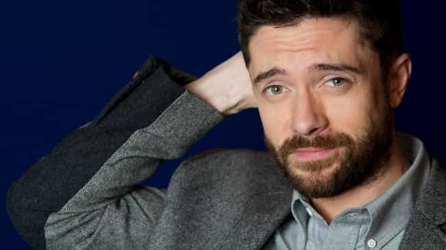 Topher Grace is listed (or ranked) 2 on the list Vanessa Minnillo's Loves & Hookups