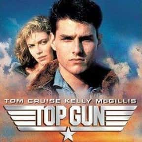 Top Gun is listed (or ranked) 3 on the list The Greatest Soundtracks of All Time