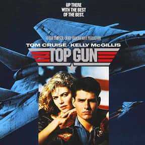 Top Gun is listed (or ranked) 10 on the list The Best Cold War Movies