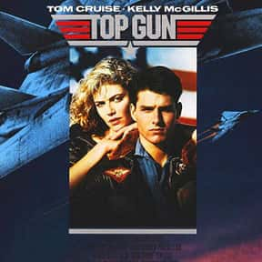 Top Gun is listed (or ranked) 18 on the list The Greatest Guilty Pleasure Movies