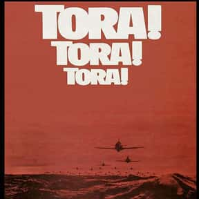 Tora! Tora! Tora! is listed (or ranked) 11 on the list The Greatest World War II Movies of All Time