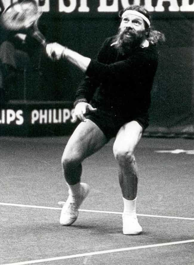 Torben Ulrich is listed (or ranked) 3 on the list The Best Tennis Players from Denmark