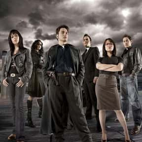 Torchwood is listed (or ranked) 14 on the list The Best Alien TV Shows, Ranked