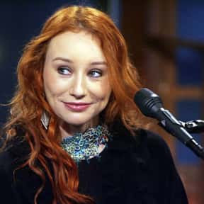 Tori Amos is listed (or ranked) 22 on the list TV Actors from North Carolina