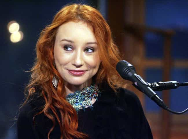 Tori Amos is listed (or ranked) 2 on the list Famous Female Keyboard Players