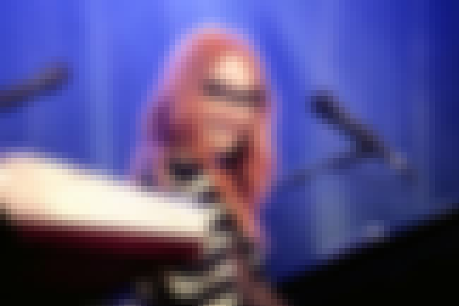 Tori Amos is listed (or ranked) 2 on the list List of Famous Harpsichordists