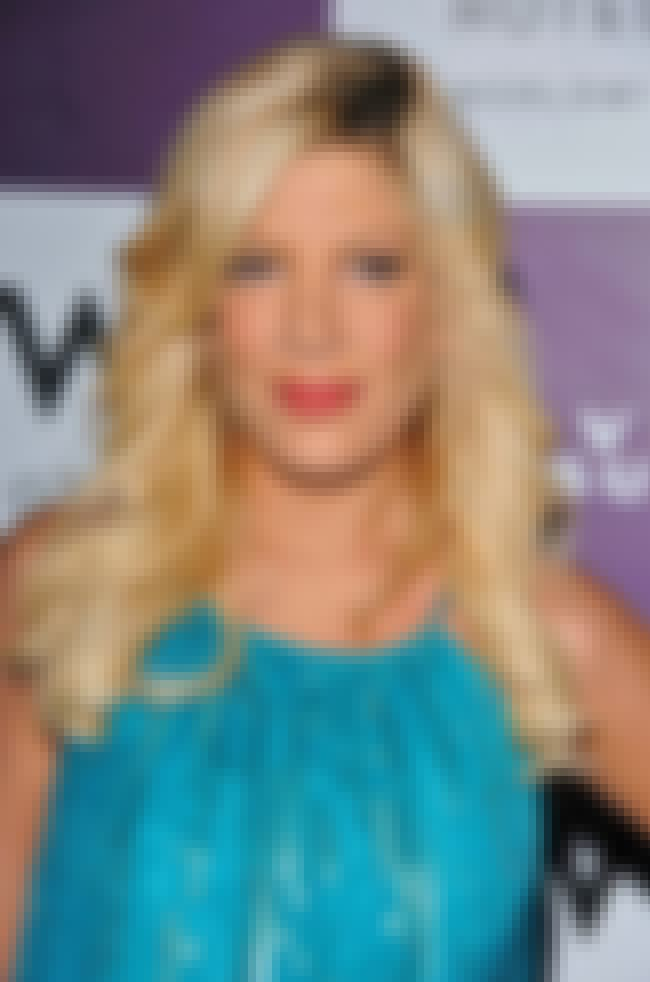 Tori Spelling is listed (or ranked) 7 on the list The Absolute Dumbest Celebrity Book Deals