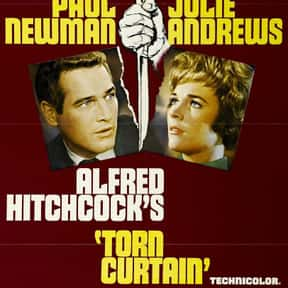 Torn Curtain is listed (or ranked) 21 on the list The Best Spy Movies of the 1960s