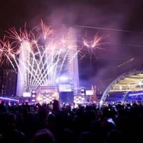 Toronto is listed (or ranked) 24 on the list The Best Cities to Party in for New Years Eve