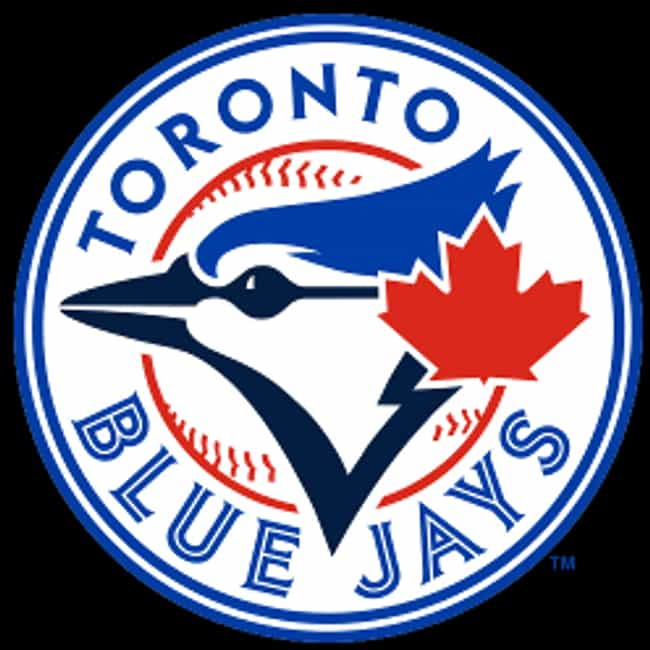 Toronto Blue Jays is listed (or ranked) 1 on the list Best Current MLB Primary Logo
